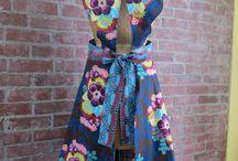 Apron Sewing Patterns {Handmaiden's Cottage} / Vintage Sewing Pattern Inspiration for Sewing Patterns from www.handmaidenscottage.com