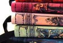 Books and Stories / mondi infiniti in una pagina. infinite worlds in a dusty page. infinitos mundos en una sola página.