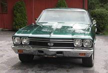 1968 El Camino SS - 396 - $14,350 /  Make:  Chevrolet Model:  El Camino Year:  1968   Exterior Color: Green Interior Color: Black Doors: Two Door Vehicle Condition: Very Good   Phone:  908-872-6682   For MOre Info Visit: http://UnitedCarExchange.com/a1/1968-Chevrolet-El%20Camino-166809952001