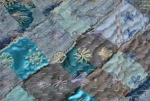 patch work / fabric