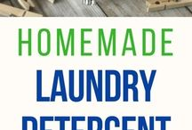 Household Homemade Cleaners