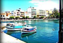 Άγιος Νικόλαος, Κρήτη / Agios Nikolaos, Crete