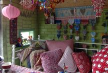 Creative rooms / Colours