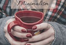 lifestyle / hygge, minimalism, living creative, happy and intentionally