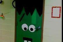Halloween Bulletin Board Ideas