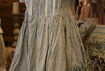 moda romantica -originale / abbigliamento