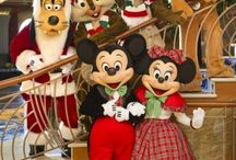 Disney Cruise Line Holidays / Celebrate the holidays with the magic of Disney Cruise Line!