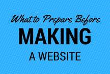 Websites & Social Media