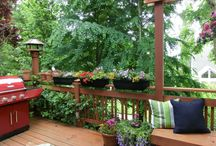 For the home, Deck