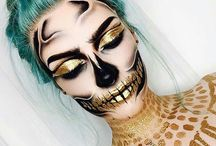 maquilhagem para carnaval