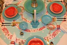i have a tablescape addiction