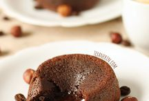 molten lava cakes / by Anne Chrysler