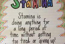 stamina ❤