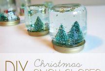 Christmas decor  / by Sonya Ruth