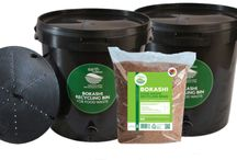 Bokashi Food Waste Recycling / Earth Probiotic uses the power of probiotic bacteria - bokashi - to assist companies, households and communities recycle their food waste back into soil food through composting.  This all natural, non toxic and 100% biodegradable solution allows all food waste to be composted. Food waste nutrients benefit soil thus improving soil health and improving plant and vegetable health.  Nationally this eco-friendly solution helps divert food waste from landfill while increasing dry recyclable volumes.