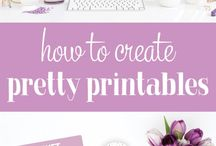 Printables | Graphics & Resources