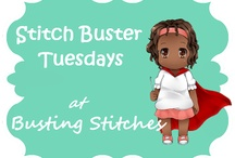 Stitch Buster Tuesdays / Here is where I pin the top clicked items and my favs from Stitch Buster Monday.  Be sure to check back each week!! / by Stacey Williams {Busting Stitches}