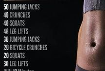 Workout ideas / Fitness