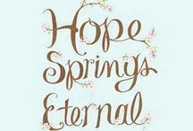 Hope Springs / Life & Coaching