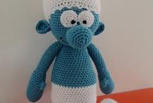 doudous au crochet ou tricot