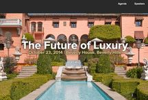 Luxury Connect - The Luxury Real Estate Conference Re-defined / Embrace Change. Spark Innovation Luxury Connect, is Inman's private one-day event discussing the future of luxury real estate. Cities of 2015 to be announce soon!  / by Inman - Real Estate News