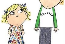 *~Charlie and Lola~* / One of my favorite childhood shows.
