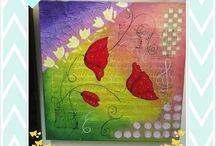 Mis Proyectos de Pintura Decorativa