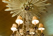 Chandeliers / by Lana Whitehead