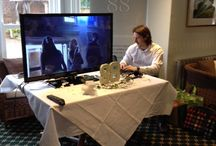 Chiseldon House Wedding Fayre: 05.01.14 / A few action shots from the recent Chiseldon House Wedding Fayre - what an excellent day it was!