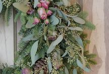 Christmas Wreaths and Florals