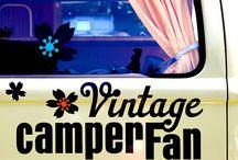 Vintage Wohnwagen