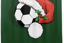 christmas soccer