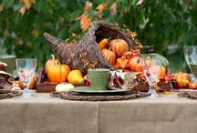 Fall / Thanksgiving / by Julie Webster