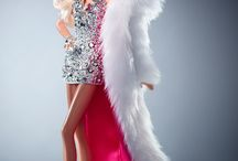 Barbie. / Barbies for collectors.