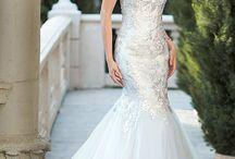 Gorgeous Dresses-Wedding / by Elizabeth Haney