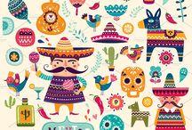 Mexican Moodboard