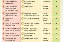 change your food rutine
