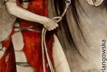 Painter: Lidia Wylangowska