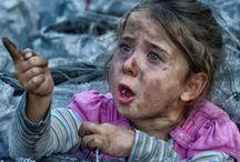 The war in Syria.