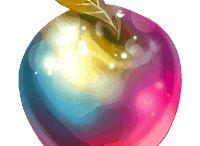 Howrse vizraté jablko sfarbenia