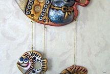 Рыбки сувенирка