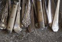 cutlery / by Ravynka ←