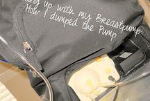 Breastfeeding/Pumping / by Aimee Duhon