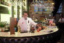 Cocktail Pasión / Jose Antonio Orsiel, nos mantiene a la última con sus creaciones... listas para disfrutarlas!