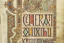 INSPIRATION: Medieval Manuscripts