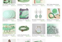 Etsy Treasuries / Treasuries we got featured in! Thanks for the love! Great inspiration in here curated by other etsy sellers/ users
