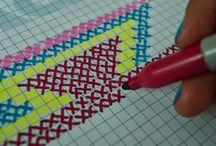 diagrama para crochet