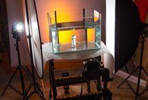Still life light setup