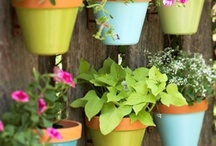 garden art and fence ideas