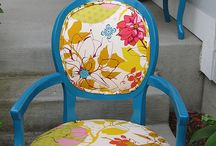 Cheers / Love these chairs Chairs that make you smile